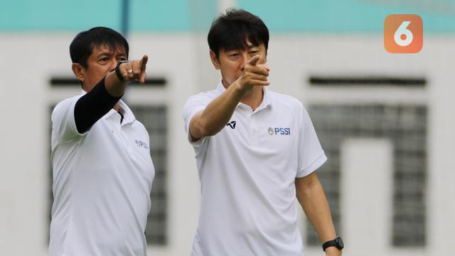 Ini Lho Perbandingan Prestasi Indra Sjafri dan Shin Tae-yong