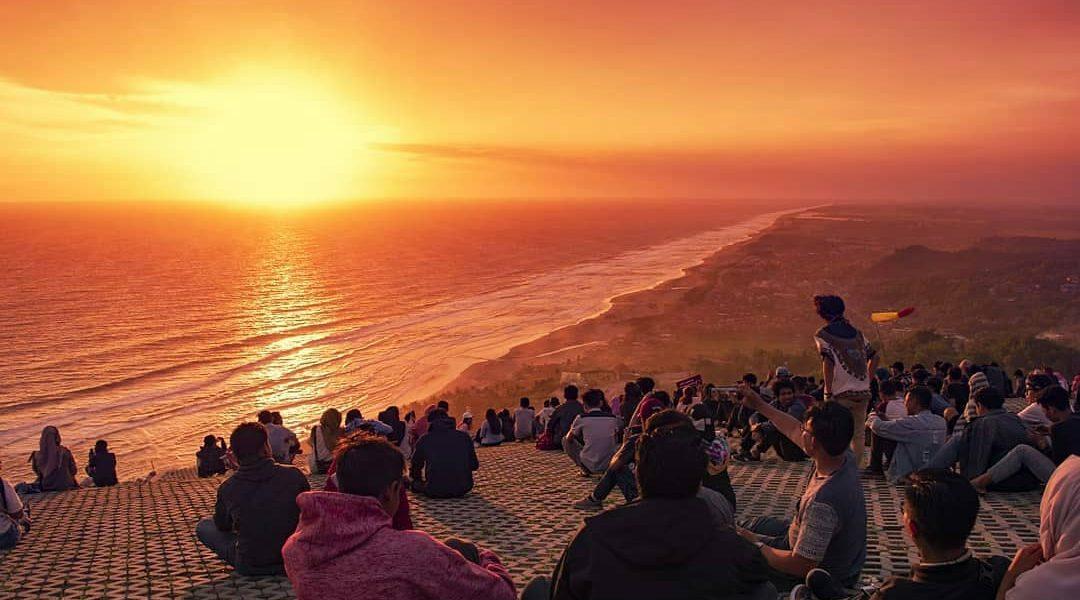 Mengungkap Pesona Sunset Terbaik Di Kota Yogyakarta